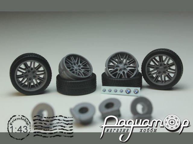 Комплект колес №21 (BMW) KD021