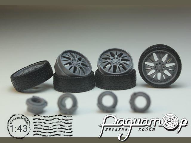 Комплект колес №22 KD022