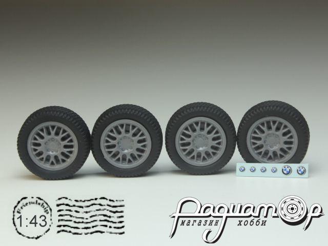 Комплект колес №26 (BMW) KD026