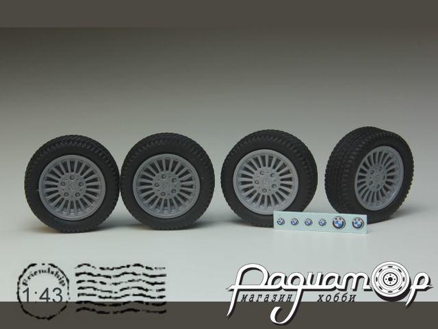 Комплект колес №27 (BMW) KD027