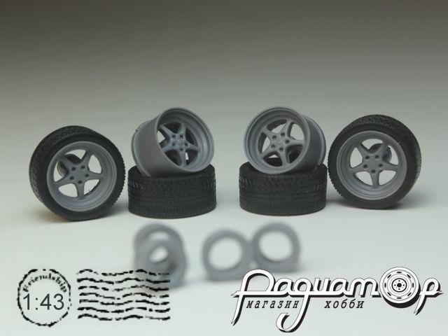 Комплект колес №32 KD032
