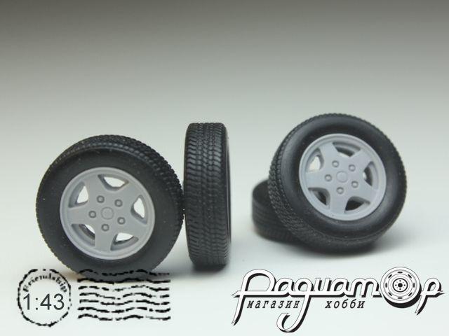 Комплект колес №35 (Нива экспорт) KD035