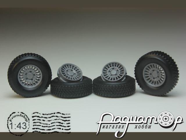 Комплект колес №37 KD037