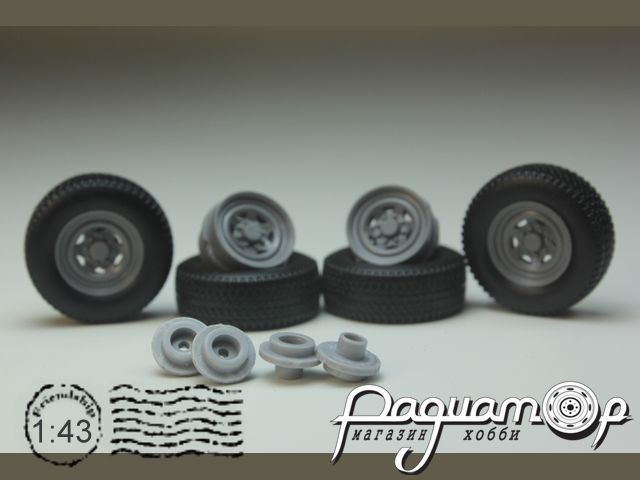 Комплект колес №38 KD038