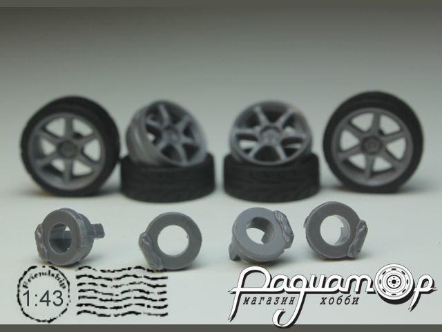 Комплект колес №39 KD039