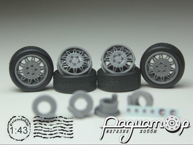 Комплект колес №42 (BMW Motorsport) KD042