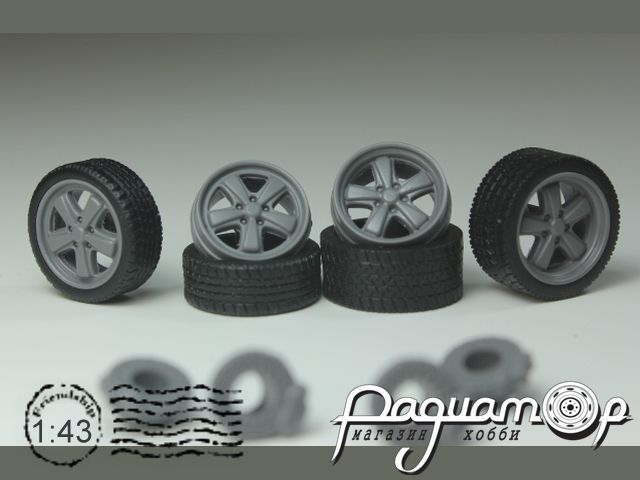 Комплект колес №44 KD044