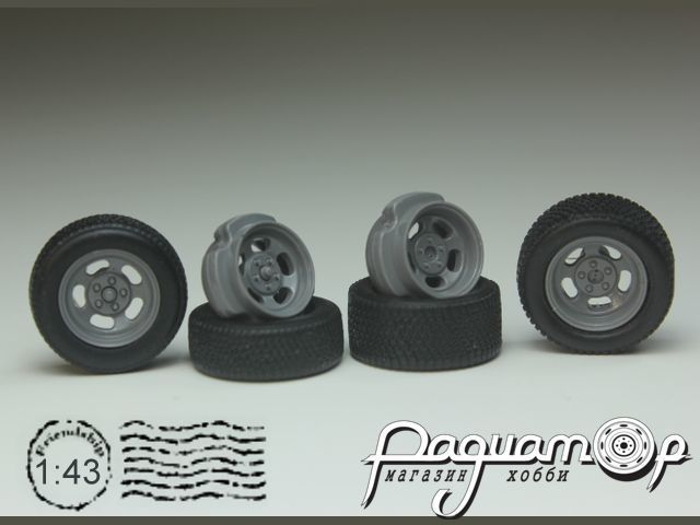 Комплект колес №46 KD046