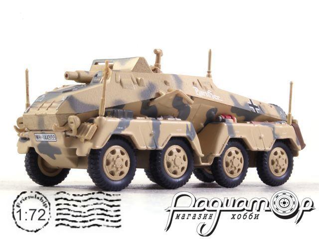 Schwerer Panzerspahwagen Sd.Kfz.233