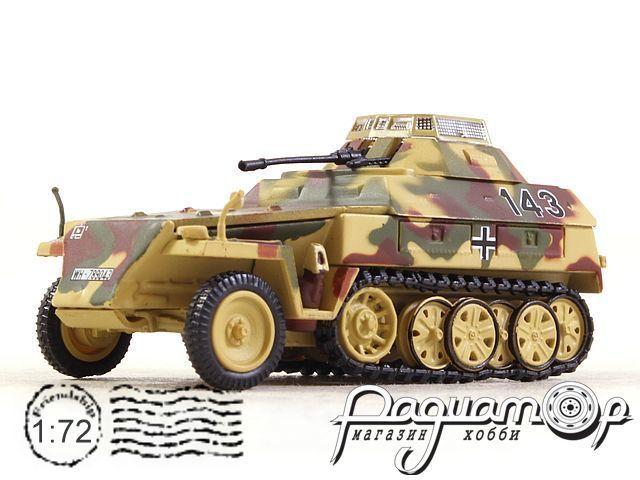 Leichter Panzerspahwagen Sd.Kfz.250/9, Pz.Div.FHH, Vimperk Czechoslovakia (1945) EA010