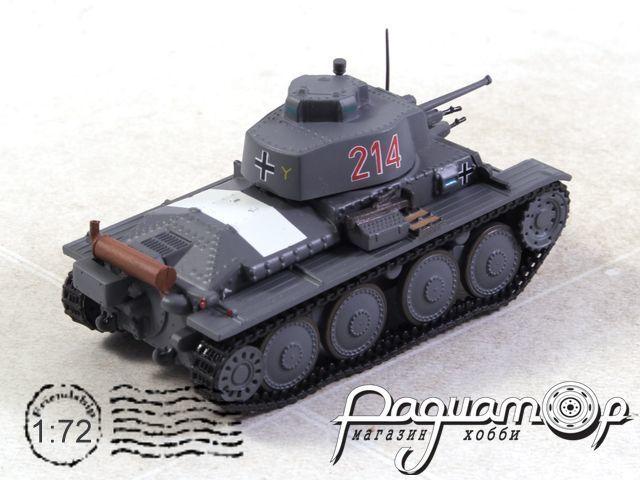 Pz.Kpfw. 38(t) Ausf.F (TNHP), 7.Pz.Div., Berezina river sector, USSR (1941) EA019