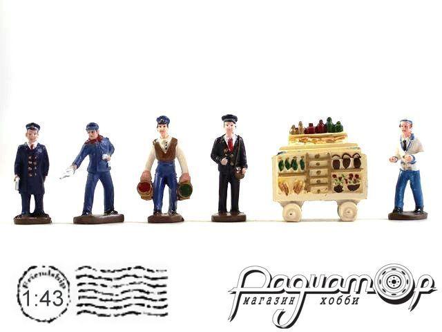 Набор фигурок Dinky Toys 1027104