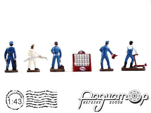 Набор фигурок Dinky Toys 1027103