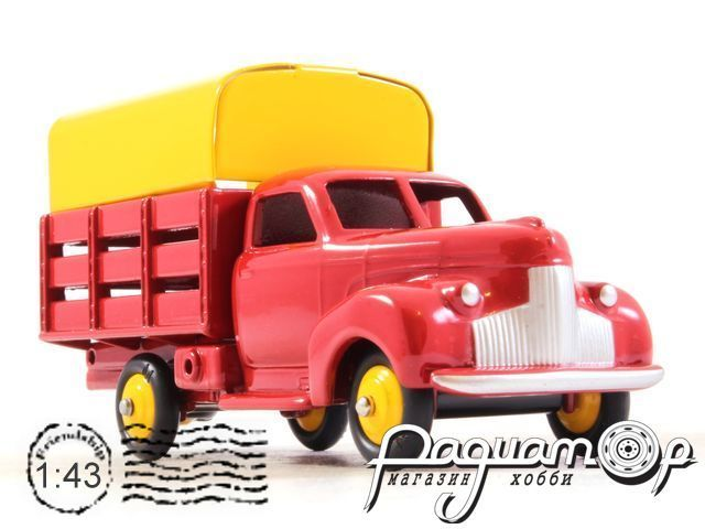 Ford USA Tapissiere Pick-Up Closed 2-Assi (1960) 25L