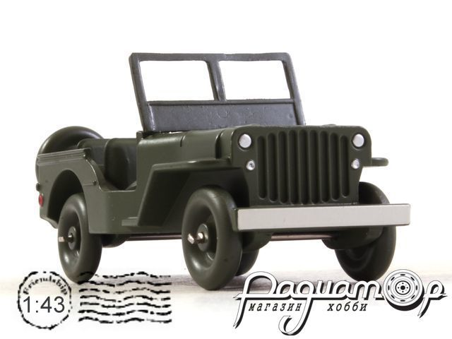 Jeep Willys (1945) 24M