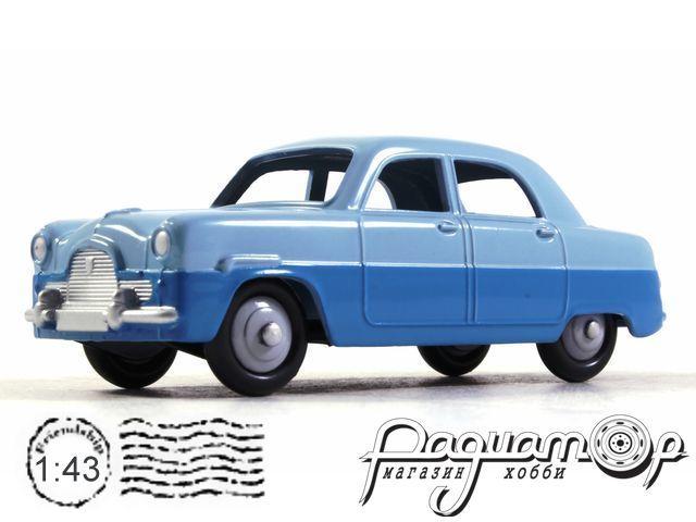 Ford England Zephyr (1955) 162