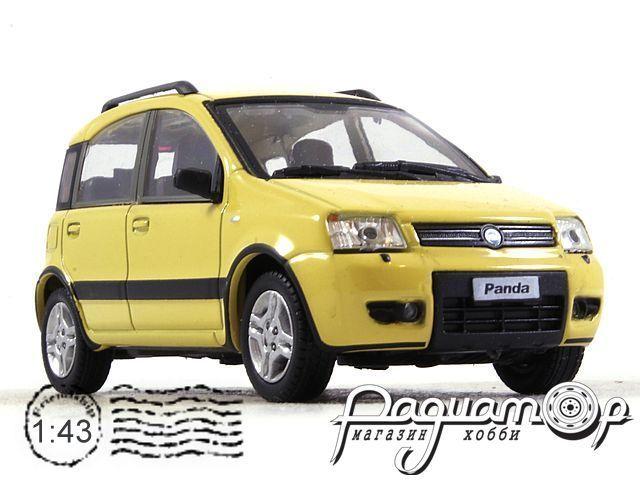 Fiat Panda II (2003) 143ND-47740 (TI)