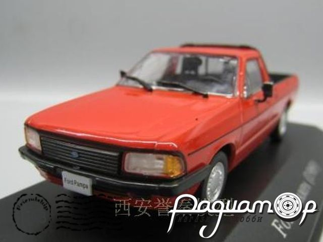 Ford Pampa (1989) 91511019
