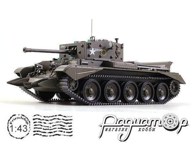 Танки - легенды мировой бронетехники №20, Cromwell Mk.IV (1944)