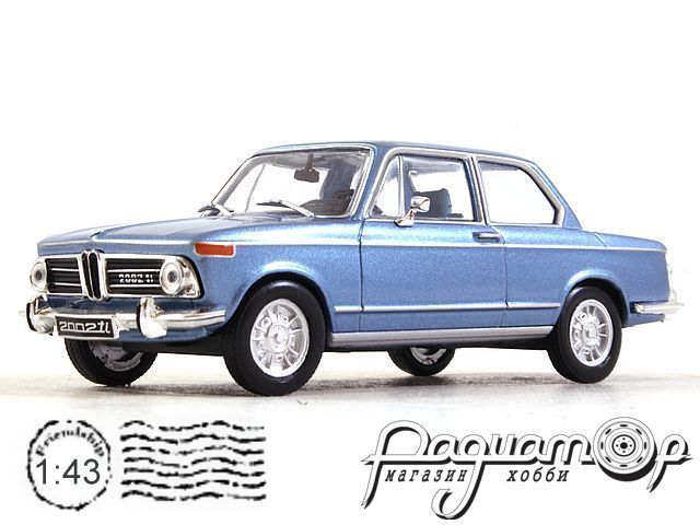 BMW 2002 ti (1968) WB295