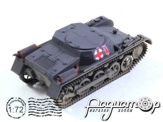 Pz.Kpfw.I Ausf.A (1940) CP0046