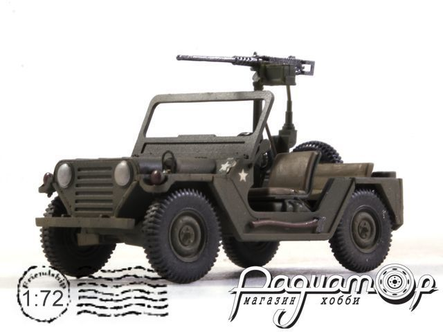 Jeep M15A2 Utility Truck With M2 Machine Gun (1945) CP3209