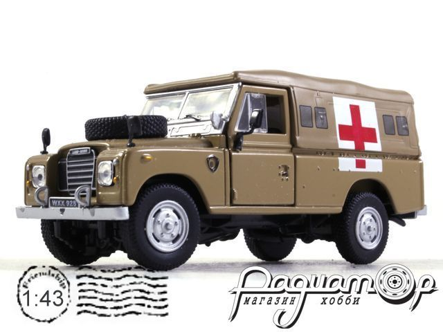 Land Rover Series III 109 Ambulance (1983) (TI)
