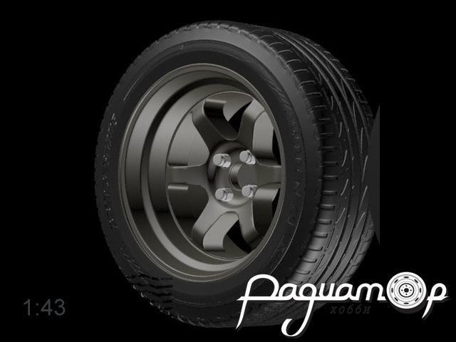 Комплект колес RAYS TE37V (15 дюймов) (4шт) 043-001