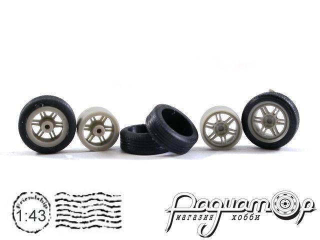 Комплект колес Enkei RPF1 (15 дюймов) (4шт) 043-004