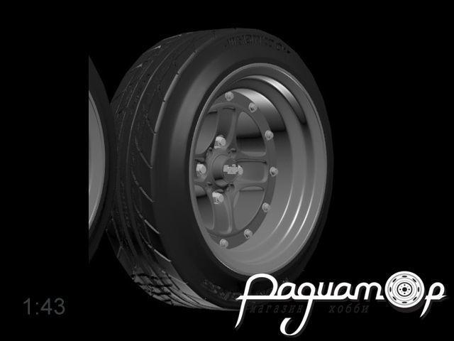 Комплект колес WORK Equip 40 (15 дюймов) (4шт) 043-005