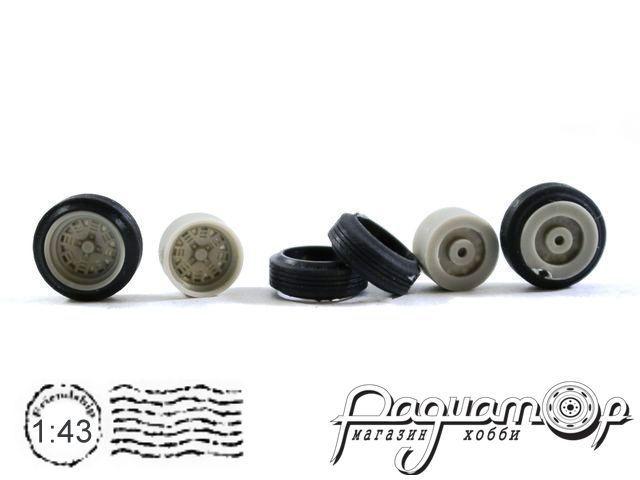 Комплект колес fatlace FZER01 (15 дюймов) (4шт) 043-006