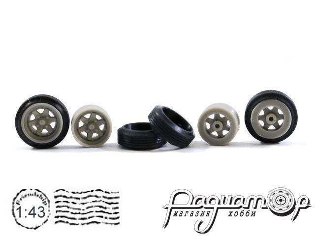 Комплект колес SSR XR4 Longchamp (15 дюймов) (4шт) 043-007