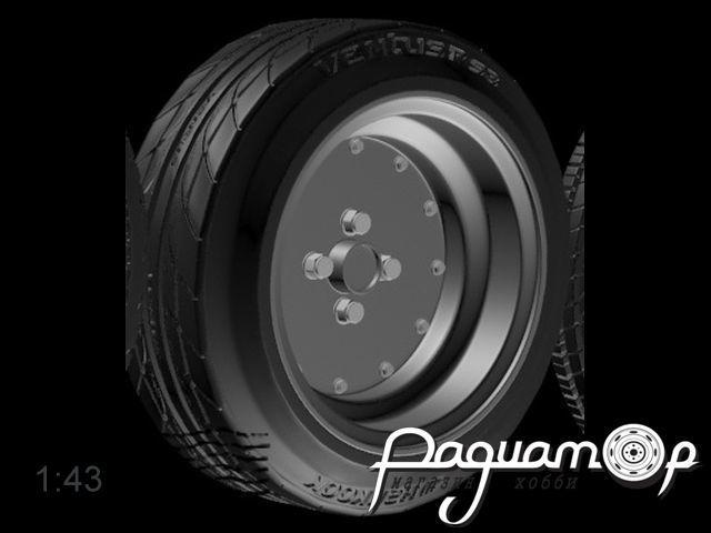 Комплект колес SSR model MK1 (15 дюймов) (4шт) 043-009