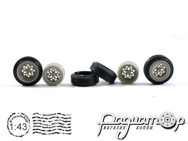 Комплект колес Hayashi Sakura (15 дюймов) (4шт) 043-010