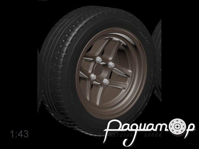 Комплект колес TOMS model Igeta (15 дюймов) (4шт) 043-011