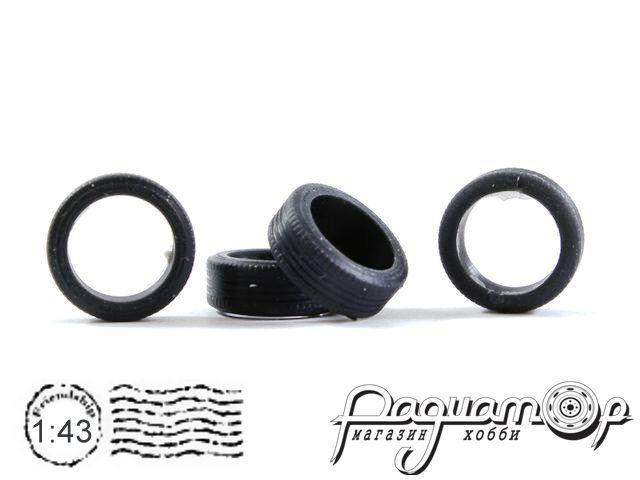 Комплект покрышек Bridgestone Potenza (14-15 дюймов) (4шт) 043-015