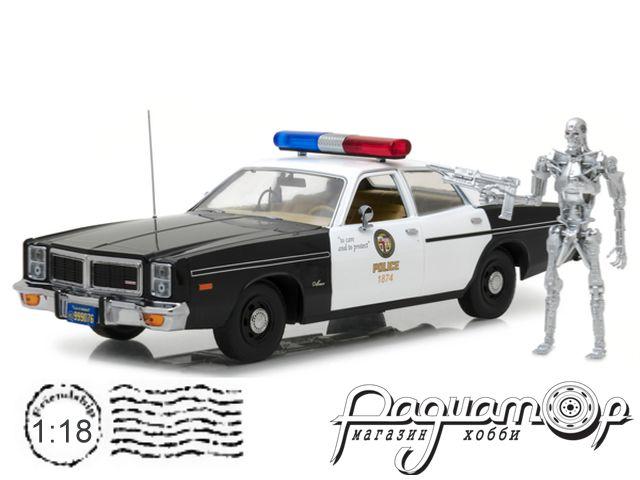 Dodge Monaco Metropolitan Police из к/ф