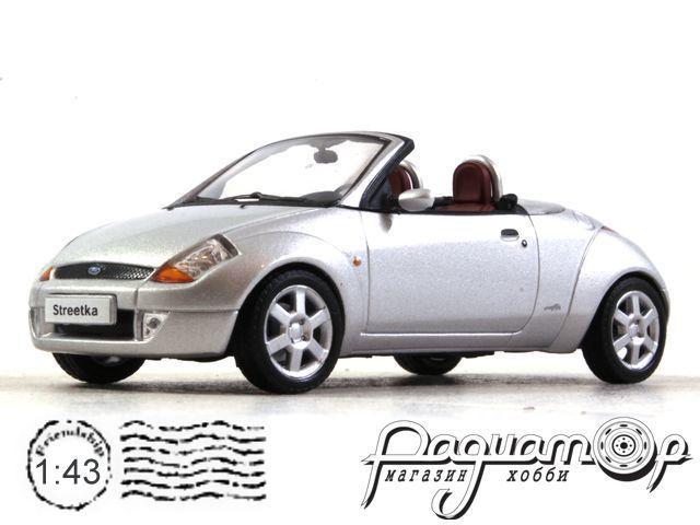 Ford Streetka (2003) Minichamps (TI)