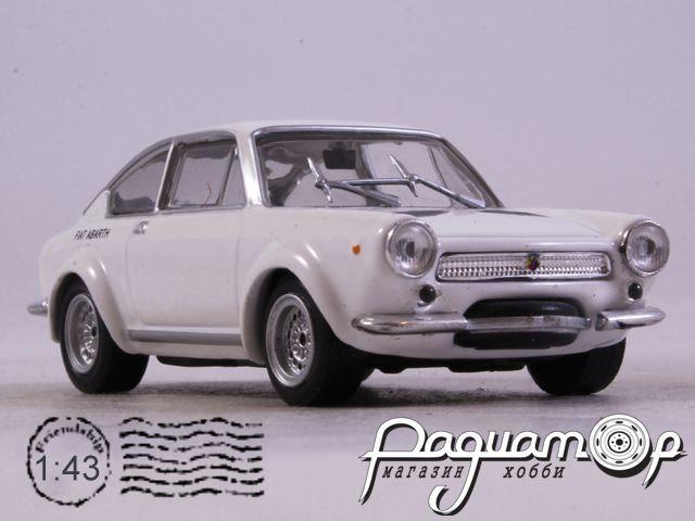 Fiat Abarth OT 2000 (1966) Altaya (TI)