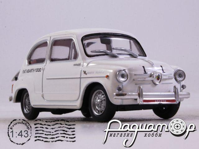 Fiat Abarth 1000 Berlina Corsa (1964) Altaya (TI)