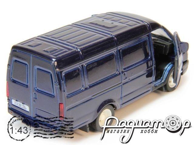 ГАЗ-2705 «Газель» фургон (1995) 2904B