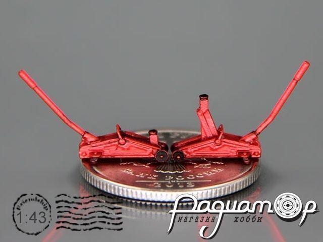 Подкатной домкрат (2 варианта) KDR009