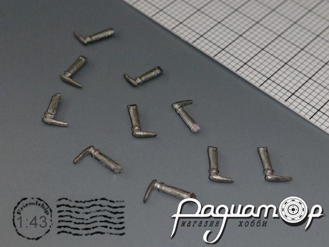 Ручки дверные (большие) (10шт) SPB054