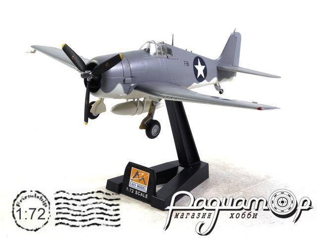 Grumman F6F Hellcat, USN VF-4 (1942) 37296