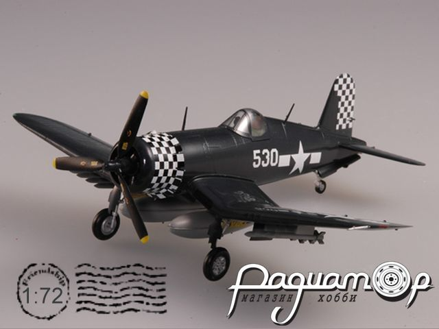 Chance Vought F4U-1D Corsair, VMF-312, Okianawa (1945) 37233 (Z)