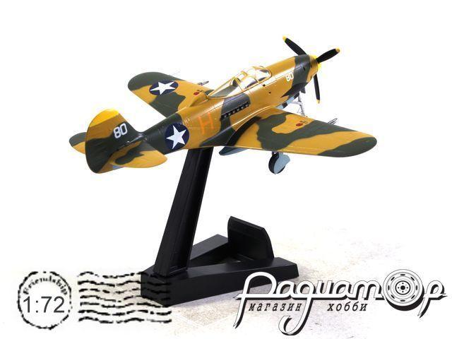 Bell P-39Q-41th Airacobra, FS 35th FG 5th, Autumn (1942) 36324