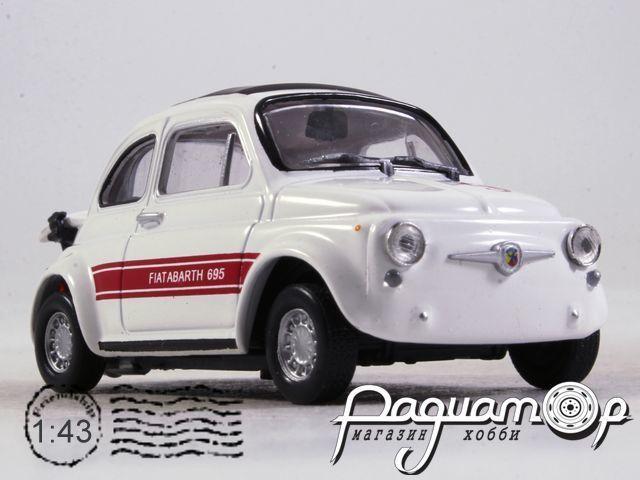 Fiat 695 SS Assetto Corsa (1969) Altaya (TI)