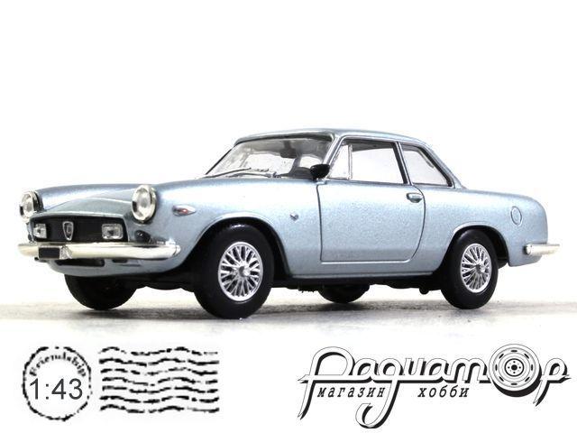 Abarth 2400 Coupe (1961) Altaya (TI)