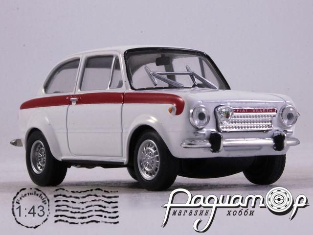 Fiat OT 1600 Berlina (1964) Altaya (TI)