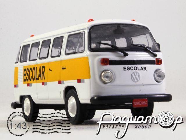 Volkswagen Kombi T2 Transporte Escolar (1970) VSB01